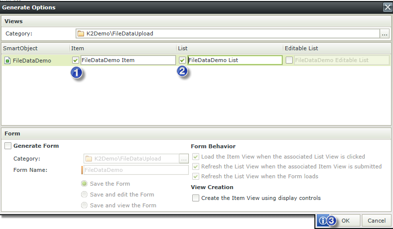Use K2 to build and run business applications including forms, workflow, data and reports.